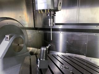 Milling machine Hermle C 42 U dynamic, Y.  2016-7