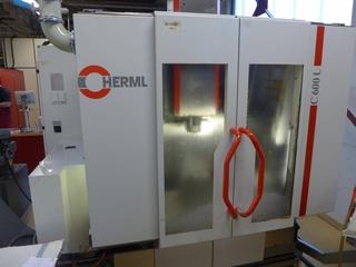 Milling machine Hermle C 600 U-0