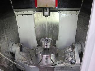 Milling machine Hermle C 800 U, Y.  2000-3