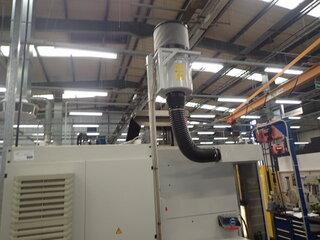 Milling machine Hermle C 800 U, Y.  2000-9