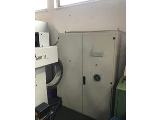 Milling machine Hermle UWF 600 H, Y.  1992-5