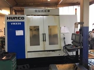 Milling machine Hurco VMX 50 / 40T, Y.  2006-2