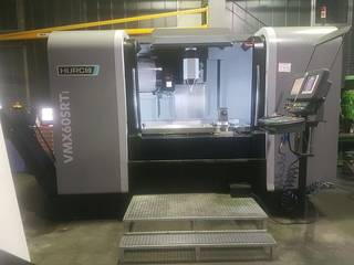 Milling machine Hurco VMX 60 SRTI-1
