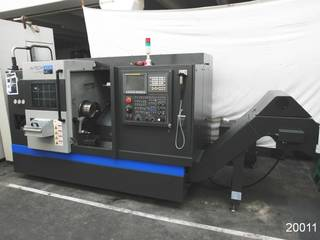 Lathe machine Hwacheon Hi-Tech 200-0