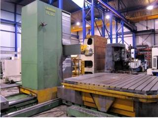 I.M. Parpas ML 90 / 4000 Bed milling machine-11