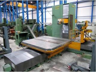 I.M. Parpas ML 90 / 4000 Bed milling machine-1