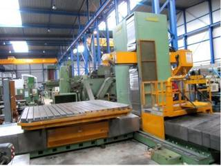 I.M. Parpas ML 90 / 4000 Bed milling machine-3