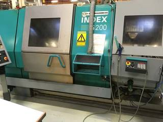 Lathe machine Index G 200-0