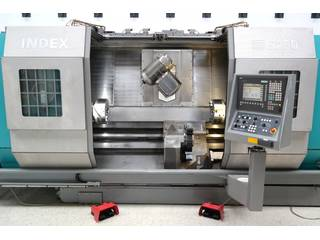 Lathe machine Index G 250-6