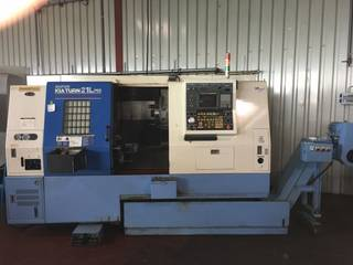 Lathe machine Hyunday KIA Superturn 21 LM-1