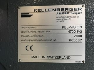 Grinding machine Kellenberger Kel-vision URS 125 x 430 generalüberholt/revised-5