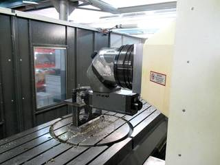 Milling machine Keppler HDC 4000, Y.  2011-2