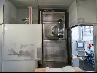 Milling machine Keppler HDC 2000, Y.  2010-6