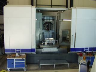 Milling machine Keppler HDC 3000, Y.  2010-7