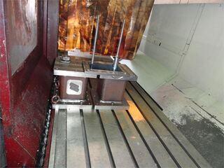 Kiheung KNC Q 1000 x 3100 Bed milling machine-1