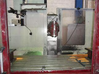 Kiheung KNC Q 1000 x 3100 Bed milling machine-2