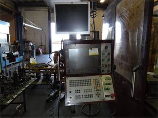 Kiheung KNC Q 1000 x 3100 Bed milling machine-4