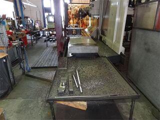 Kiheung KNC Q 1000 x 3100 Bed milling machine-7