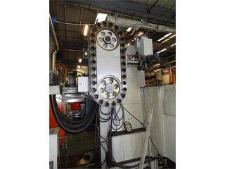 Kiheung KNC Q 1000 x 3100 Bed milling machine-8