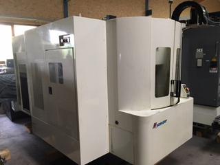 Milling machine Kitamura HX 250i, Y.  2001-5