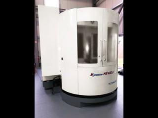 Milling machine Kitamura HX 400xif, Y.  2007-0