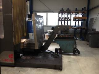 Lagun GTM 3 x 2000 Bed milling machine-6