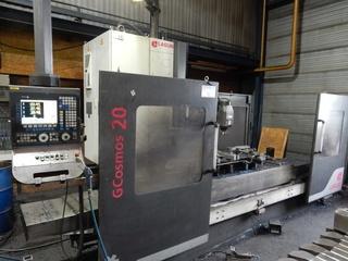 Lagun G-Cosmos 20 Bed milling machine-1