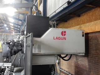 Lagun G-Cosmos 20 Bed milling machine-4