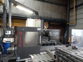 Lagun G-Cosmos 20 Bed milling machine-6