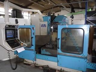 MTE Kompakt Bed milling machine-0