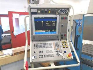 MTE Kompakt Plus Bed milling machine-3
