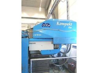 MTE Kompakt Plus Bed milling machine-4