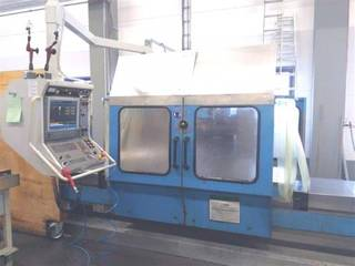 MTE Kompakt Plus Bed milling machine-5