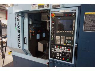 Milling machine Matsuura Cublex 25-6