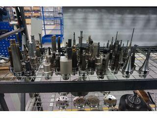 Milling machine Matsuura Cublex 25-10