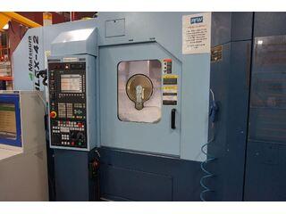 Milling machine Matsuura Cublex 42-7