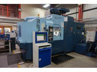 Milling machine Matsuura Cublex 42-10