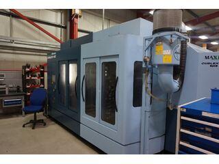 Milling machine Matsuura Cublex 42-12
