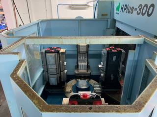 Milling machine Matsuura H. Plus - 300 PC5, Y.  2003-4