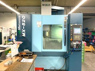 Milling machine Matsuura MX-520, Y.  2012-7