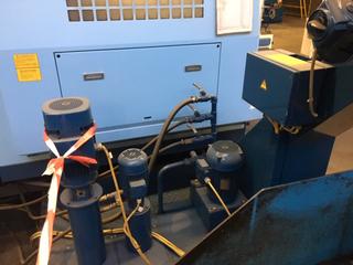 Milling machine Matsuura RA 3 G II, Y.  1999-5