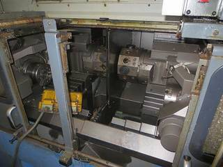 Lathe machine Mazak Multiplex 610 + GL 50N-1