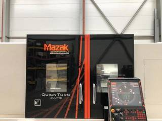 Lathe machine Mazak QT 300 MS neu/new-2