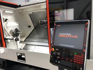 Lathe machine Mazak QT 300 MS neu/new-4