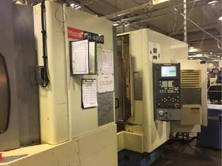 Milling machine Mazak FH 4800-0