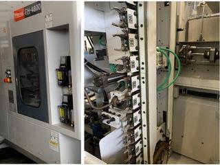 Milling machine Mazak FH 4800, Y.  2001-6