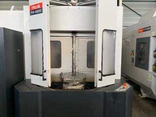 Milling machine Mazak FH 4800, Y.  2004-1