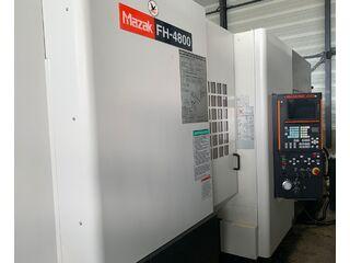 Milling machine Mazak FH 4800, Y.  2004-2