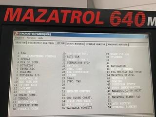 Milling machine Mazak FH 8800, Y.  2007-7