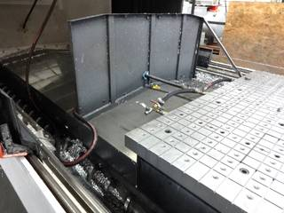 Milling machine Mazak FJV 60/160, Y.  2014-4